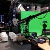 4k超清真三维虚拟演播室-虚拟实景演播室-直播间搭建