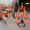 电力运杆车下置式运杆车 自装卸式运杆车