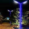 石家庄庭院灯-庭院灯灯光设计图-天光灯具设计