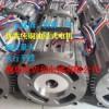 阀块按液压回路设计。其上面可水平方向安装叠加阀。