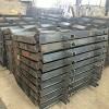 混凝土防撞墙钢模具现货供应浇筑防撞墙模具