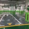 关于停车场地坪漆施工流平性的问题