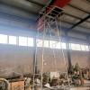 镀锌钢管梯车 铁路检修梯车 铁路检测平台车