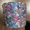 水刺卡通人物图像印花无纺布 45g 幅宽可定制 口罩用布